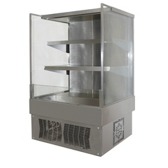 Refrigerating showcase