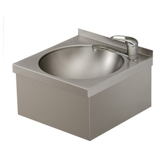 Wall-mounting hand wash-basin