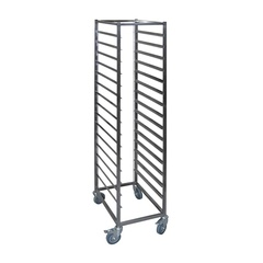 Tray trolley for GN1/2 with 15 levels