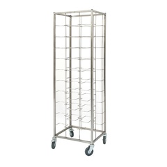 Tray trolley universal  10 levels