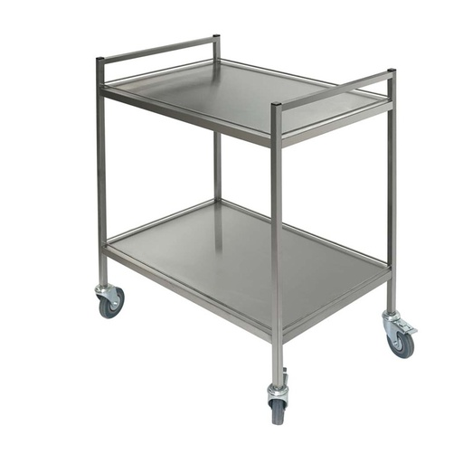 Trolley with 2 levels